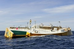 The Penguin wave energy converter